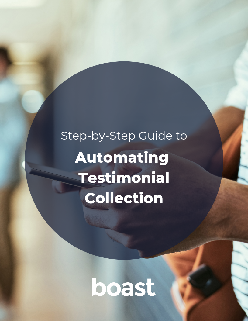 Step-by-Step Guide to Automating Testimonial Collection